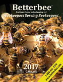 2017 Betterbee Catalog