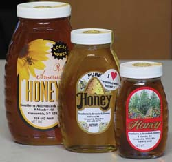 Glass Containers for Honey | Betterbee