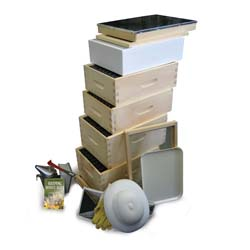 Wooden Hive Kits 8 Frame Betterbee