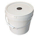 2Gal Feeder Pail w/Screen