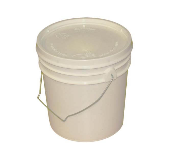 1 Gallon Pail with Lid  sc 1 st  Betterbee & 1 Gallon Pail with Lid | Betterbee
