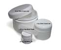 2 oz. Skin Cream Jar w/ Cap