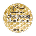 Skin Cream Label