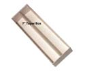 "7"" Candle Taper Box: Case of 324"