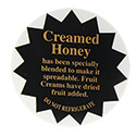 Creamed Honey Label