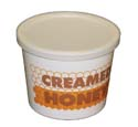 Creamed Honey Cup & Lid: 100PK