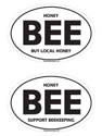 Bee Vehicle Decal