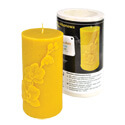 Large Cylinder Orchid Candle M