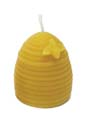 Petite Skep Mold with Bee