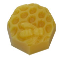 Honeycomb With Bee Soap Mold