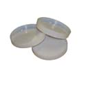 Ross Round Opaque Cover: 400PK