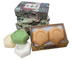 Swiss Honey Soap 2PK Gift Box