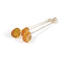 Natural Honey Lollipop Stirrer
